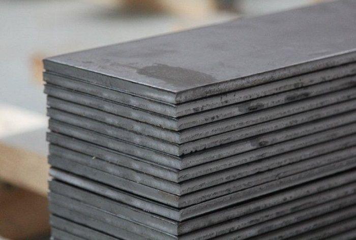 гильотинная рубка металла